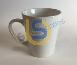 12oz Latte Mug for Sublimation Printing