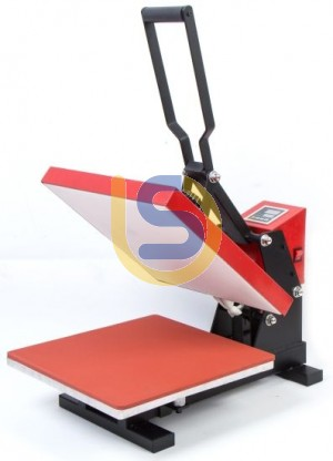 Clamshell Flat Heat Press 40cm x 50cm
