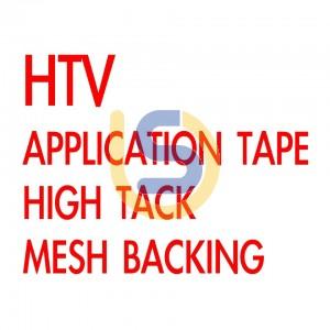 HTV Application Tape / Masking Tape for Heat Transfer Vinyl / Print Media - with Mesh Backing