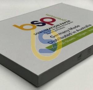 BSP Premium Sublimation Paper 125gsm Instant Dry 100 Sheets