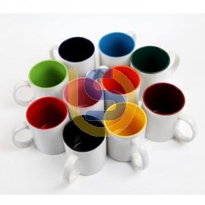 Sublimation Inner Color Mugs - 11oz