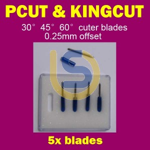Cutter blade for Creation Pcut & Kingcut Model