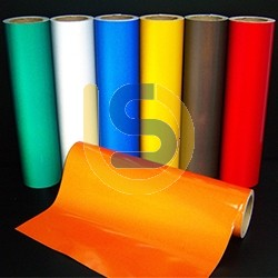 Reflective Vinyl Sticker - Ad Grade - 620mm - 7 Colours