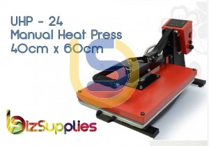 Clamshell Flat Heat Press 40cm x 60cm