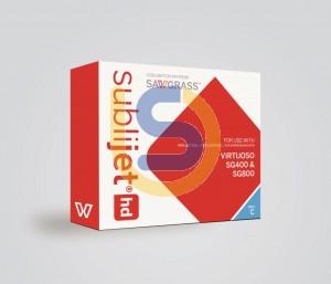 Sawgrass SubliJet-HD SG800 Dye Sublimation Ink Cartridges Standard Capacity