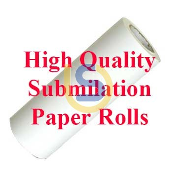Sublimation Paper Roll For Wide-Format Printer