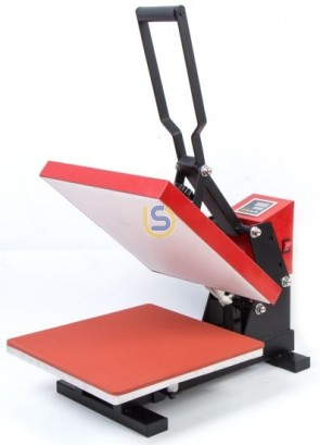Clamshell Flat Heat Press 38cm x 38cm