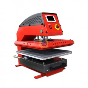 Fully Automatic/Pnuematic Clamshell Heat Press 40cm x 60cm