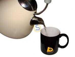 Black Color Change Mug for Sublimation Printing