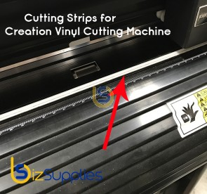 Cutting Strips for Creation Vinyl Cutting Machine 1.47mx5mmx1.8mm
