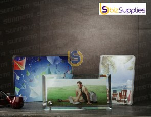 Glass Photo Frame for Dye Sublimation Printing