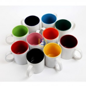 Sublimation Inner Color Mugs - 11oz