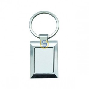 YA - 23 Key Rings with Metal Plate Sublimation Print