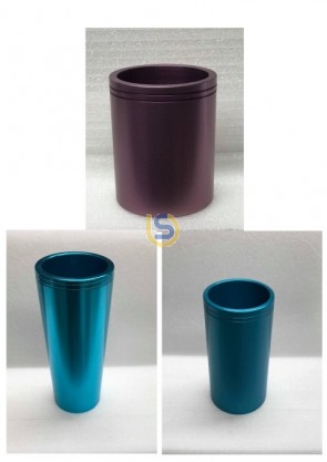Metal Insert for Polymer Mugs for Sublimation Printing