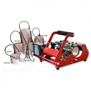 6in1 Multi Function Mugpress Machine (MP-10B)