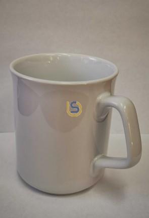 10oz Flare White Mug for Dye Sublimation Printing - Dishwasher proof