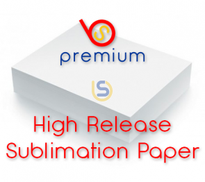 Premium High Release Sublimation Paper For Epson Desktop Printer - 100gsm