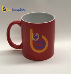 Red Color Change Mug for Sublimation Printing