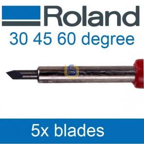 Cutter blade for Roland vinyl cutters