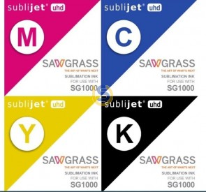 Sawgrass SubliJet UHD Sublimation Ink for SG1000 70ml High Capacity