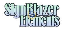 Sign Blazer